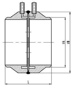 必威_平衡流量计产品外形尺寸