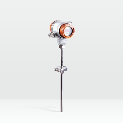 SBW一体化温度变送器(卡箍式)