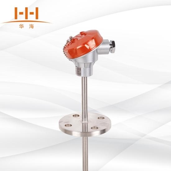 Picture of WZP-420/430固定法兰装配式热电阻