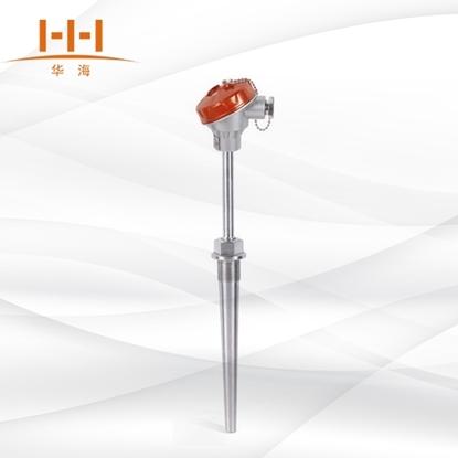Picture of WRN-620/630固定螺纹锥形保护管装配式热电偶