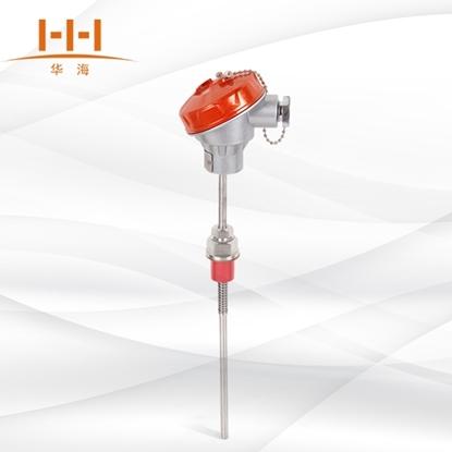 WRNK-206/236/296卡套螺纹式铠装热电偶的图片