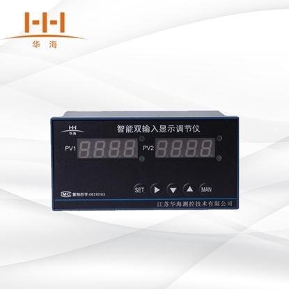 XMBA-7000智能双输入数字显示调节仪的图片