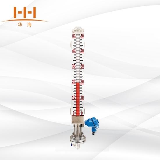 HH-UHZ磁翻板液位计的图片
