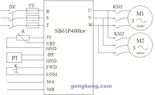 电路 电路图 电子 原理图 600_367