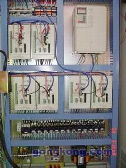 控制器现场接线图