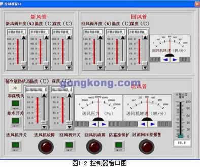 空调流量计接线图